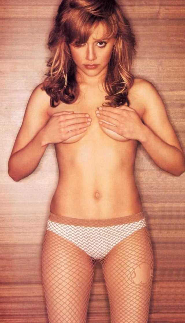 Brittany Murphy naked