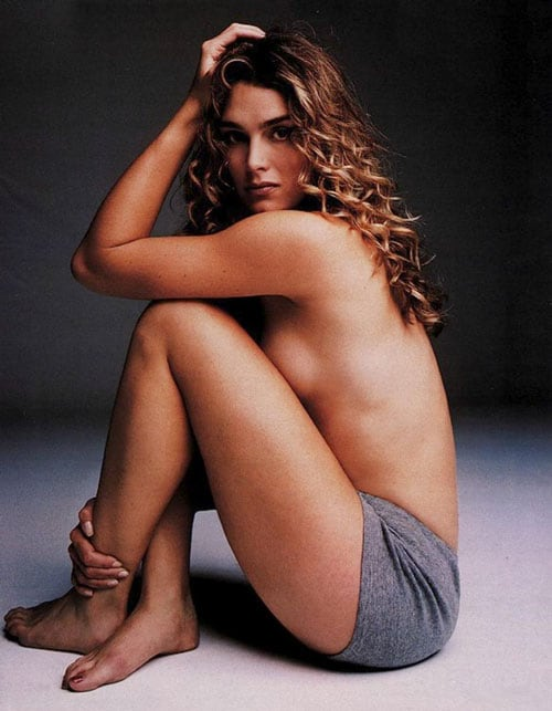 Brooke Shields hot nude pic