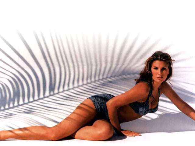Daisy Fuentes booty pic