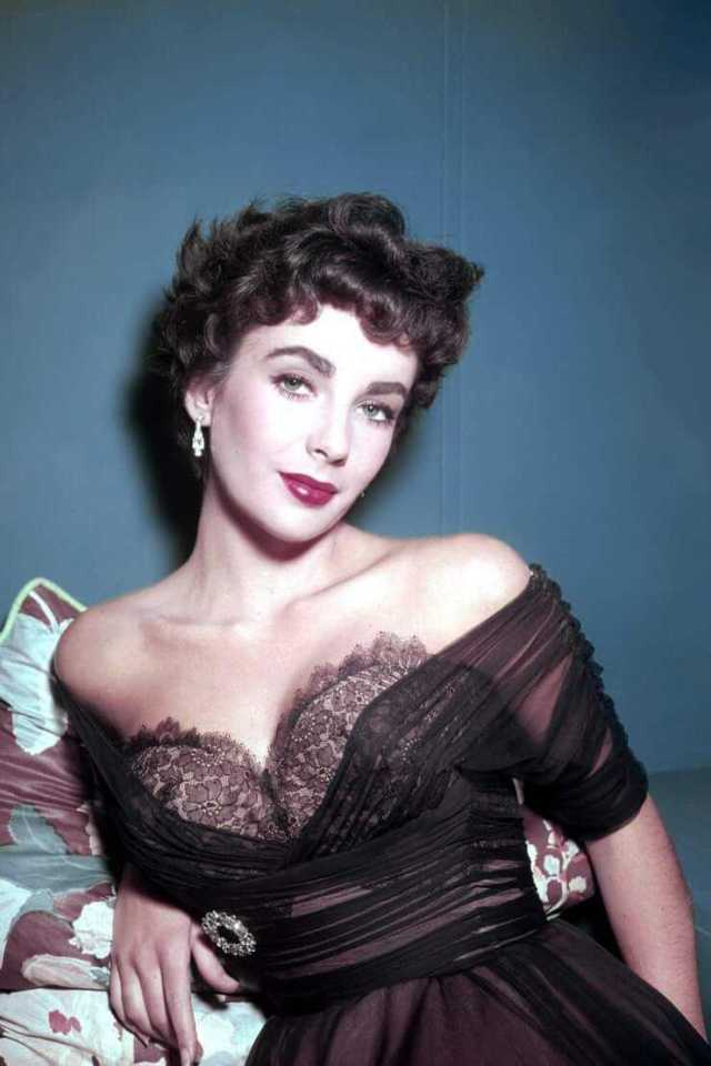 Elizabeth Taylor beautiful pictures