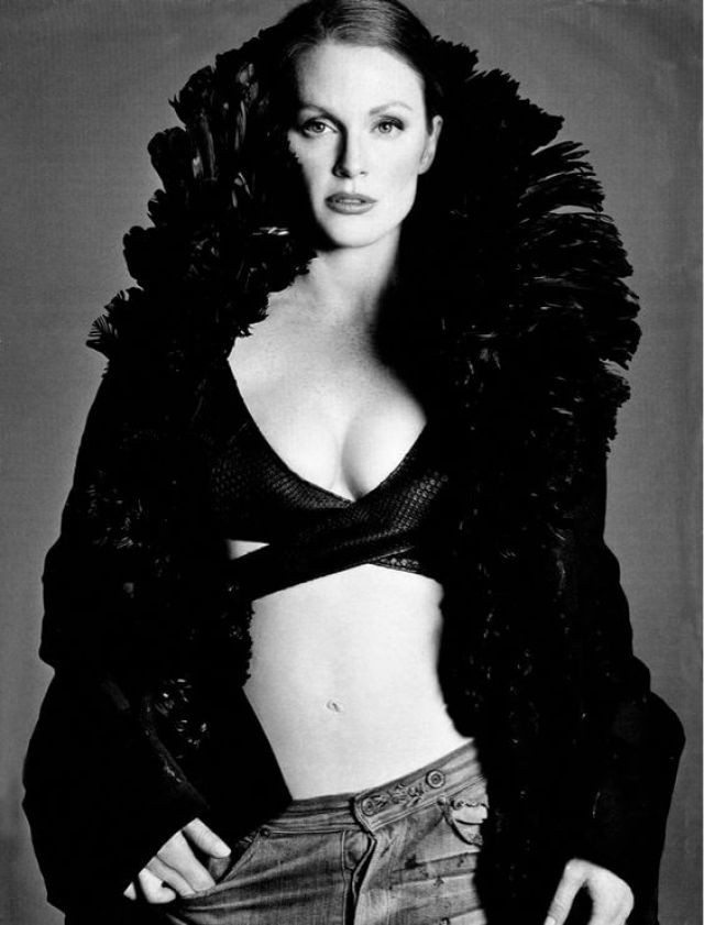 Julianne Moore awesome