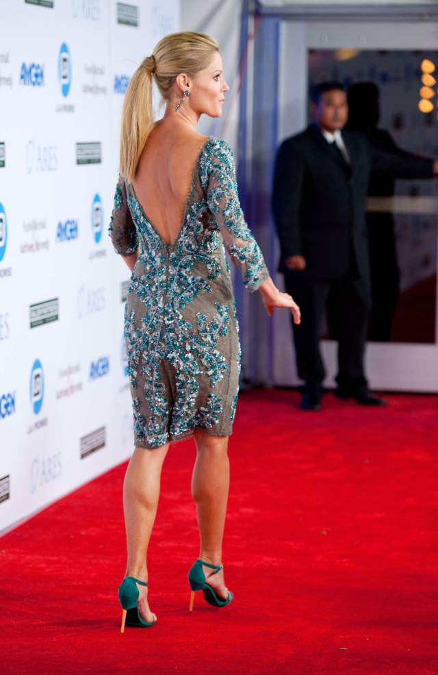 Julie Bowen backless