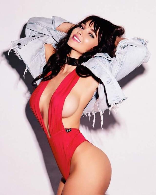 Maria Liman hot picture