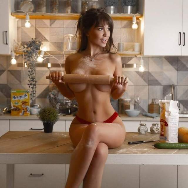Maria Liman sexy nude picture (2)