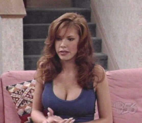 Nikki Cox hot busty