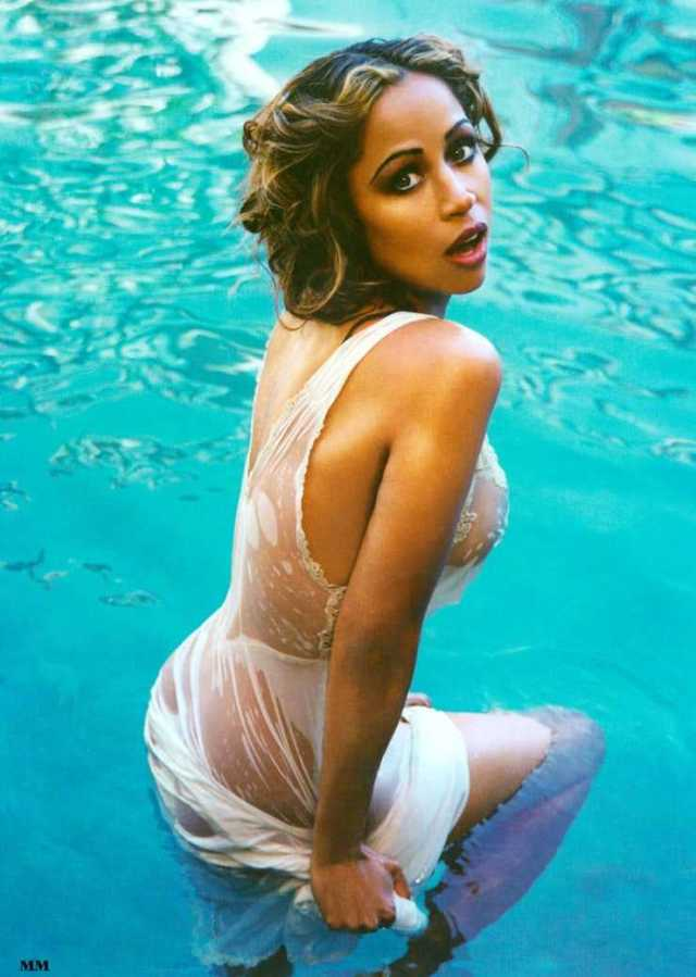 Stacey Dash booty pics