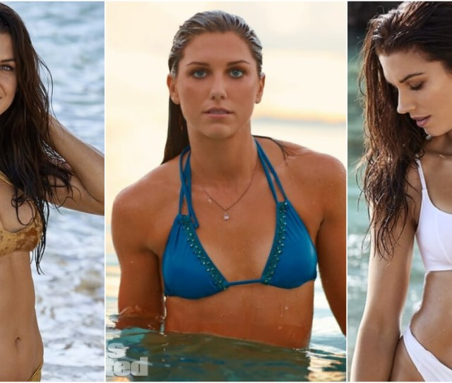 Alex Morgan Sexy Pictures Prove That She Is An Angel