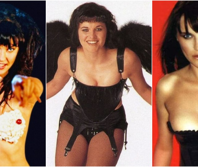 Lucy Lawless Sexy Pictures Will Drive You Nuts For Her