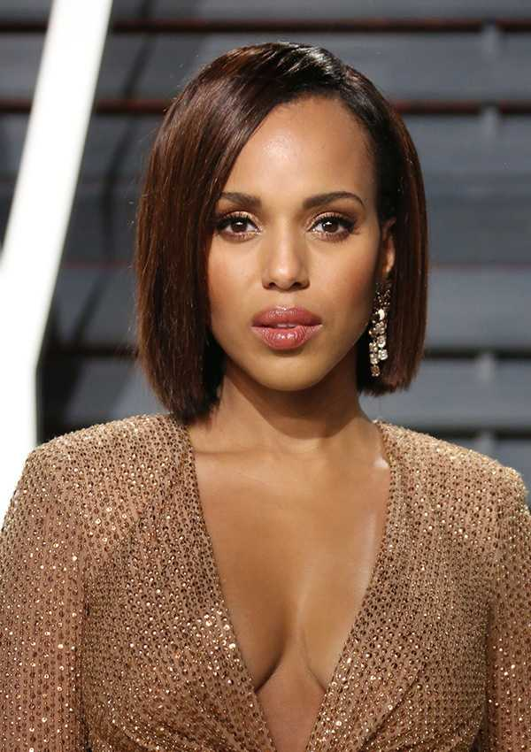 Kerry Washington boobs pics