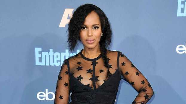 Kerry Washington hot look pics
