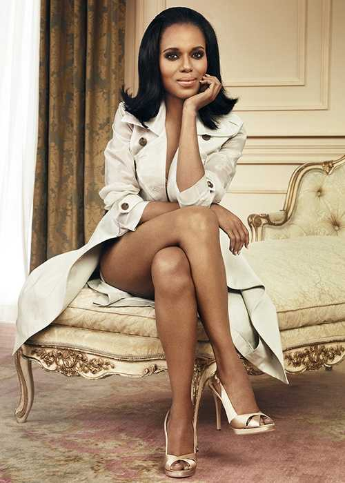 Kerry Washington sexy leg pics