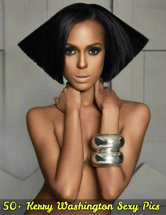 Kerry Washington topless pics