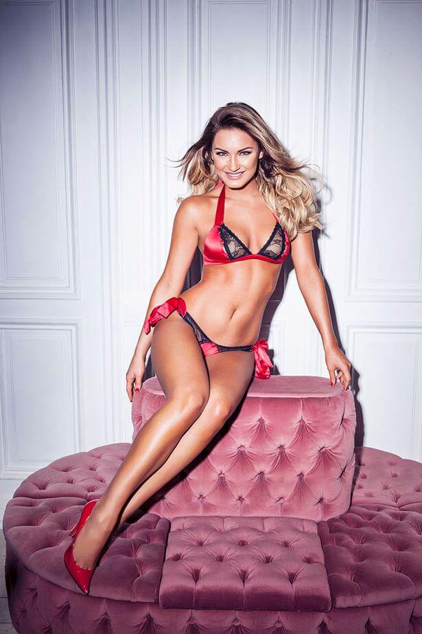 Sam Faiers sexy bikini pictures