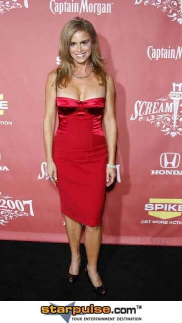 Betsy Russell cleavage