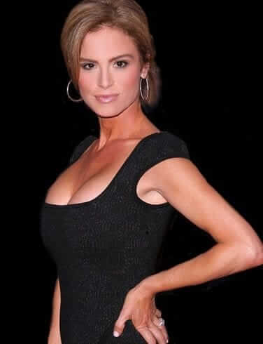 Betsy Russell eyes