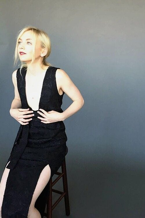 Emily Kinney awesome