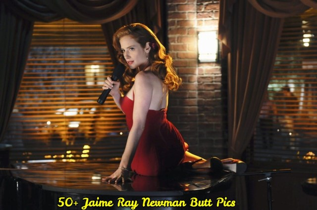 Jaime Ray Newman back