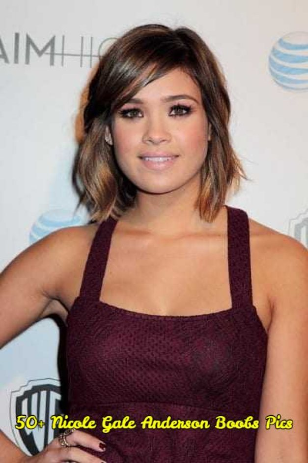 Nicole Gale Anderson awesome