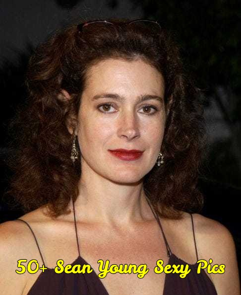 Sean Young hot