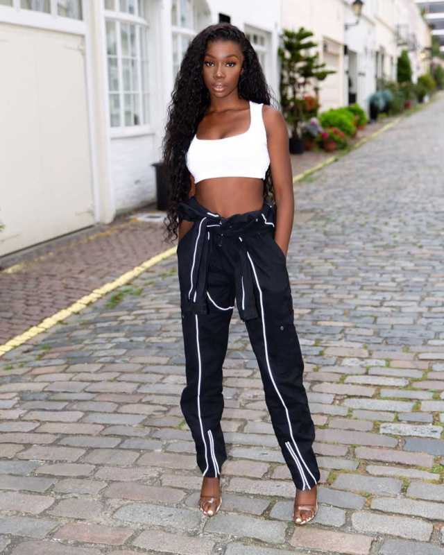 Yewande hot photo