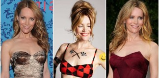 49 Hottest Leslie Mann Boobs Pictures Which Will Leave You To Awe In Astonishment