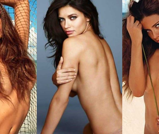 Nude Pictures Of Adriana Lima Will Leave You Stunned By Her