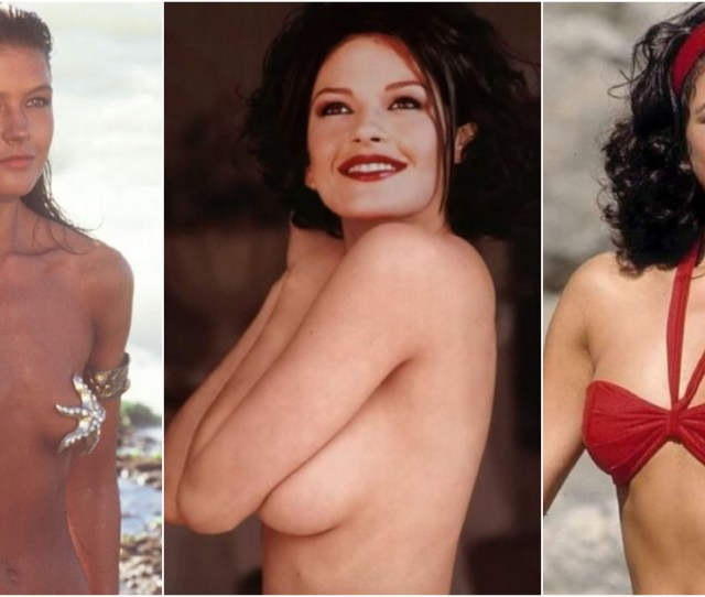 Nude Pictures Of Catherine Zeta Jones Are Blessing From God To