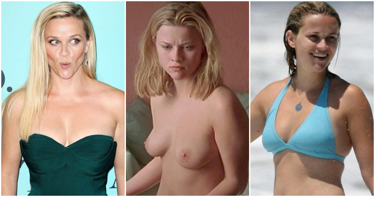 Reese Witherspoon Naked