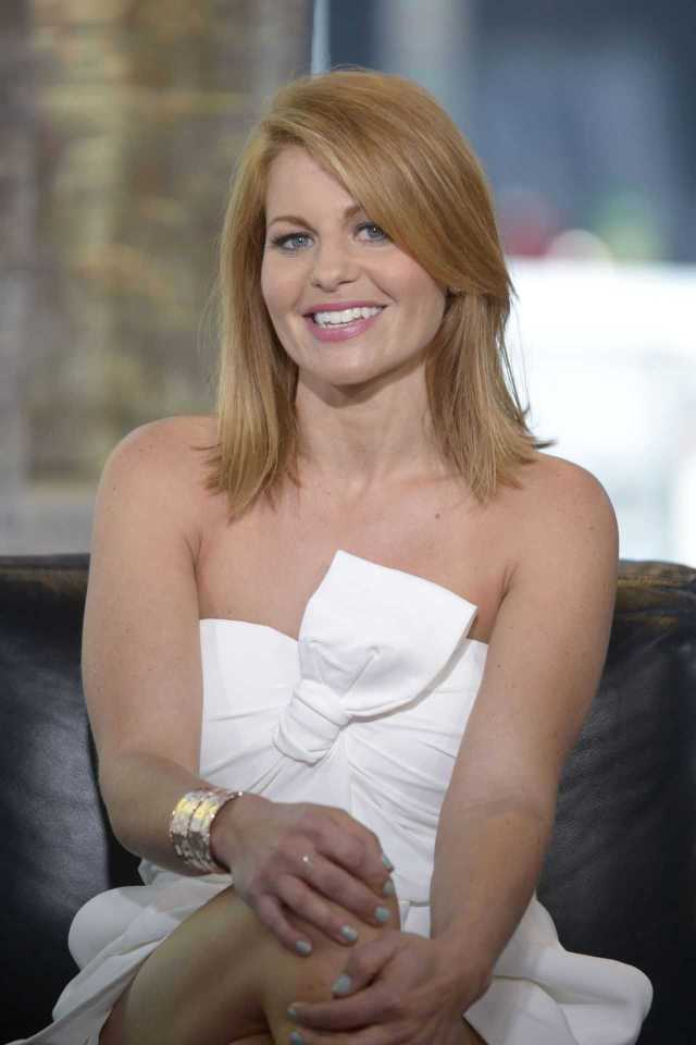 Candace Cameron-Bure facts