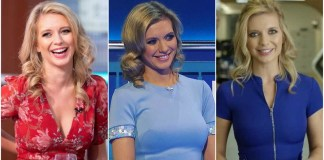 49 Hottest Rachel Riley Big Boobs Pictures Are Simply Excessively Damn Hot