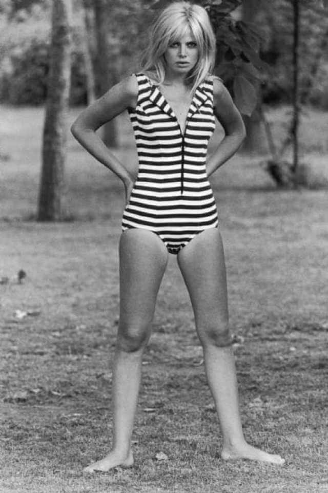 49 Nude Pictures Of Britt Ekland Are Simply Excessively