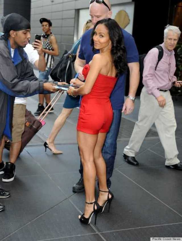 Jada Pinkett Smith hot