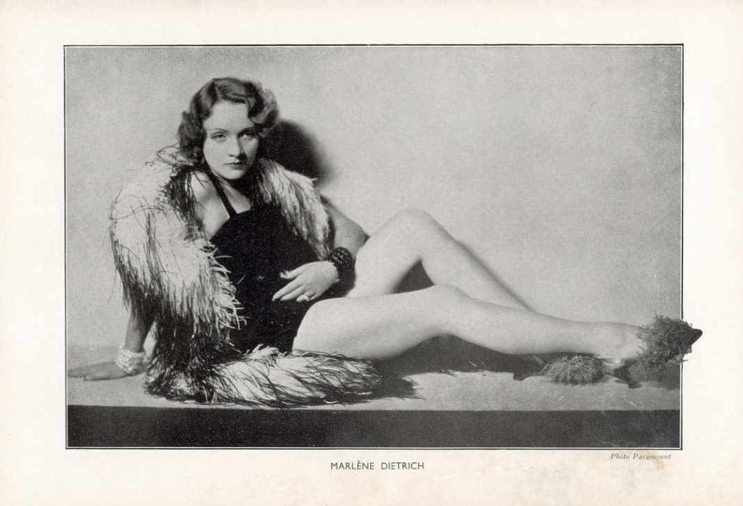 49 Nude Pictures Of Marlene Dietrich Are Windows Into