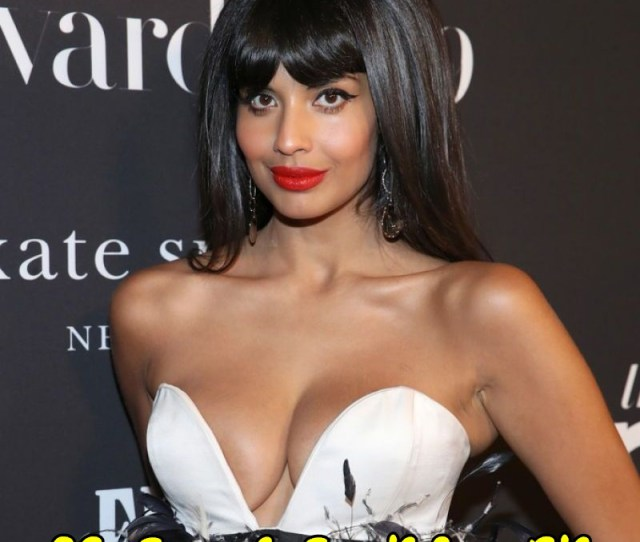 Sexy Gif Of Jameela Jamil Will Heat Up Your Blood With Fire And