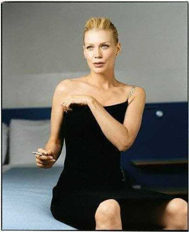 Laurie Holden pussy