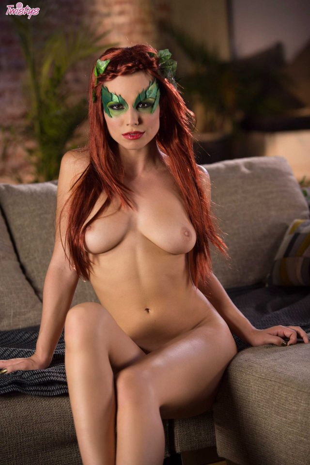 Poison Ivy nude