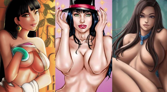 Top 100 Hottest Female Cartoon Characters Who Are Sexy As Hell