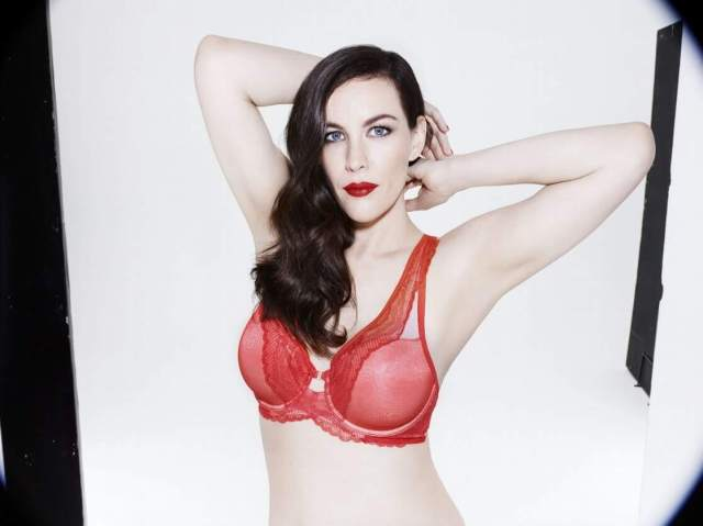 liv tyler under garments