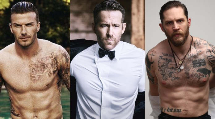 Top 30 Most Handsome Men In The World Of All Time - 2020
