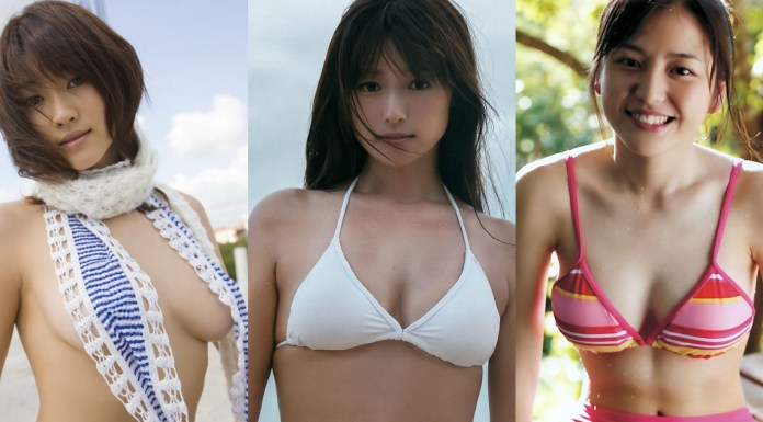 Top 30 Sexiest Japanese Women - 2020