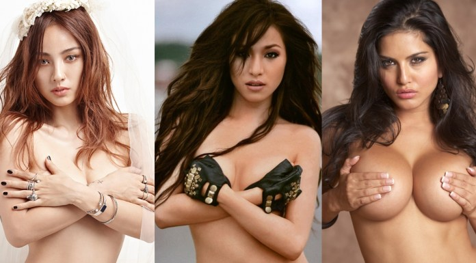 Top 50 Hottest Asian Girls - 2020