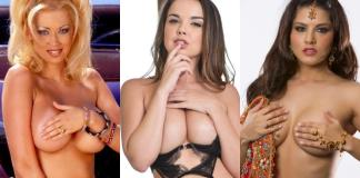 Top 50 Most Beautiful Porn Stars Of All Time – 2020
