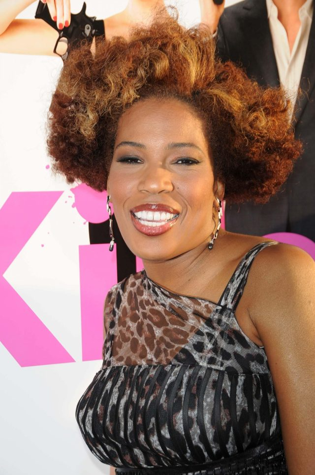 macy gray hot smile