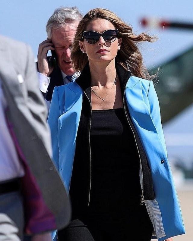 Hope Hicks hot pictures