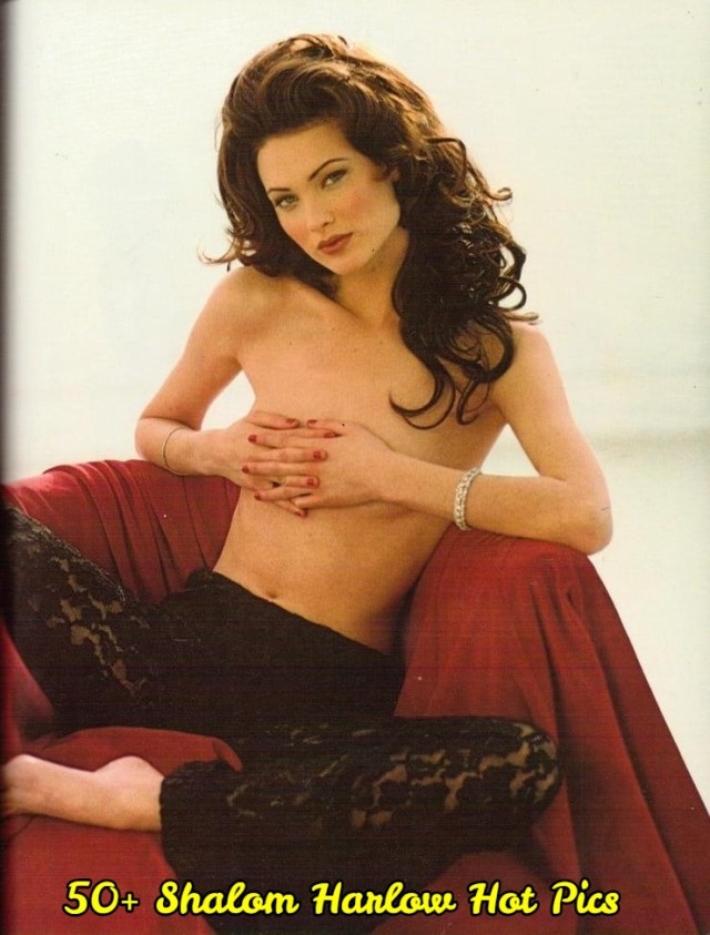 Shalom Harlow hot pictures