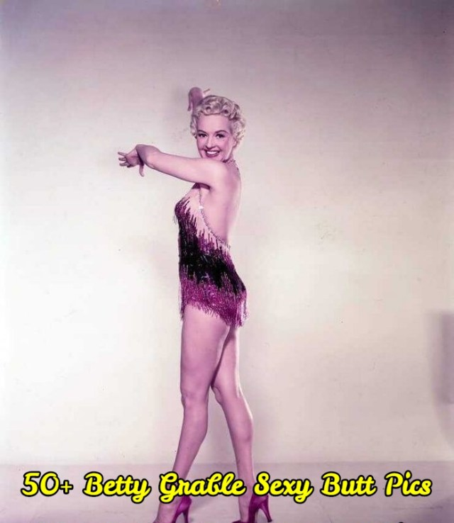 Betty Grable butt pictures (1)