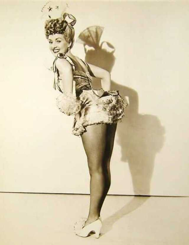 Betty Grable hottest pictures