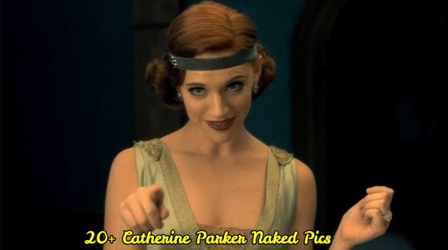 Catherine Parker topless