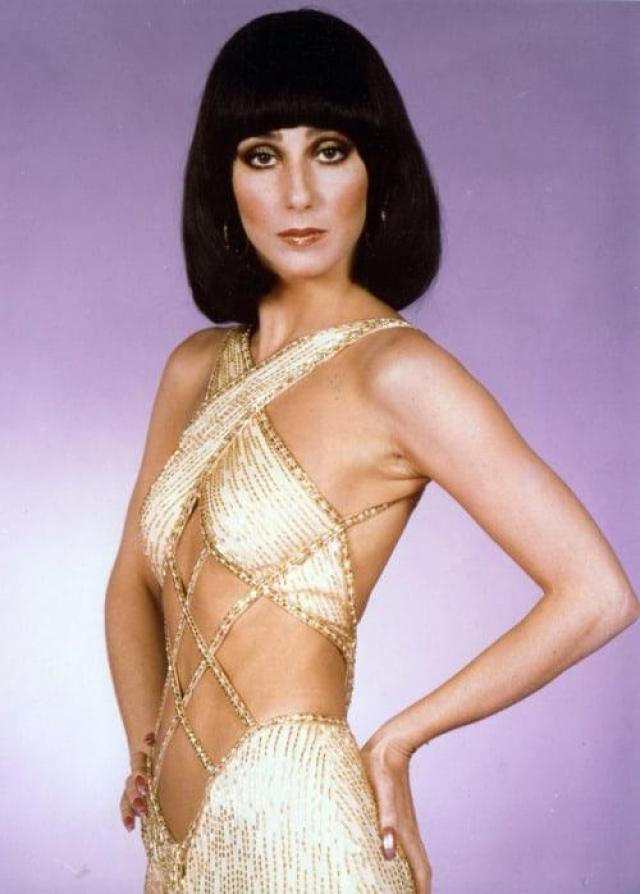 Cher boobs pictures