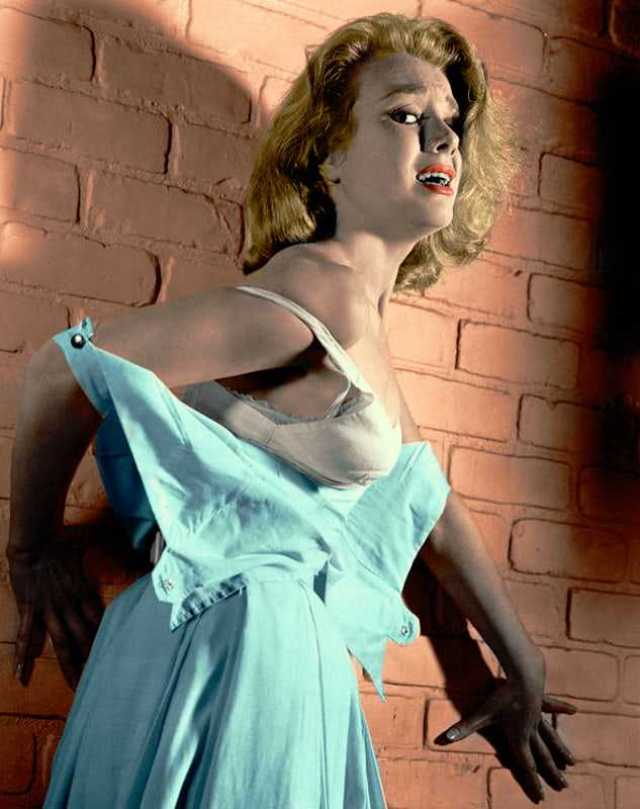 Inger Stevens sexy pictures